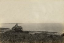 Image of Baker beach house off Chequessett Neck Road - W0320