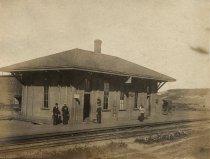 Image of Wellfleet Train Depot - W0321