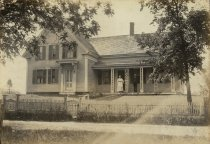 Image of The Marshall Higgins House on East Commercial Street - W0334