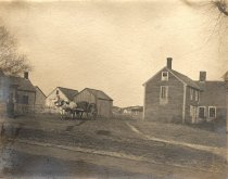 Image of The Dyer Homestead on West Main Street - W0338