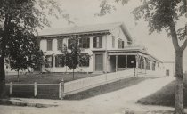Image of The original home of Isiah Young - W0343