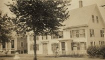 Image of Paine Higgins house on Main Street - W0353