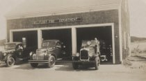 Image of The Fire Department, Wellfleet, circa 1930s - W0392