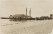 Image of Mercantile Wharf before Chequesset Inn - W0434