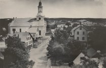 Image of Main Street - Congregational Church - W0476