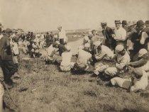 "Image of Tug of War - Wellfleet's ""Old House Week"" Celebration (near Mayo Beach) - W0522"