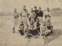 Image of Wellfleet Baseball team - W0523