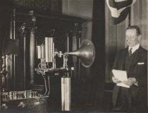 Image of Guglielmo Marconi - W0525