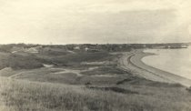 Image of View towards the wharfs Taylor Hill, left - W0598