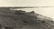 Image of View towards the wharfs Taylor Hill, left - W0599