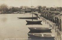 Image of R.R. Bridge over Duck Creek Inlet - W0638