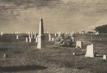 "Image of South Wellfleet Cemetery ""F.C. Hicks"" - W0692"