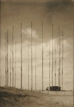 Image of First Marconi Wireless at Soutth Wellfleet 1902 - W0767