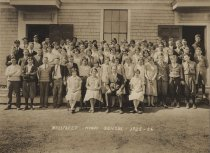 Image of Wellfleet High School 1925-26 - W0872