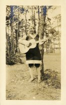 Image of Maybe you think there is music in the air, Noelie. Camp Chequesset 1916-191 - W1394