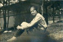 """Image of 'Liz"""" Allen, Camp Chequesset 1916-1917 - W1395"""