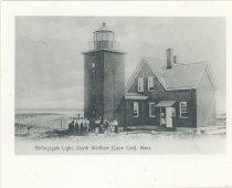 Image of Billingsgate Light, South Wellfleet (Cape Cod), Mass. - W1546