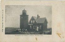 Image of Billingsgate Light Entrance of Harbor, Welfleet, Mass. - W1547