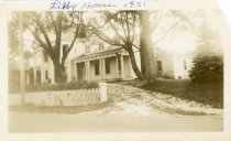 Image of Lilly House 1931 - W1262
