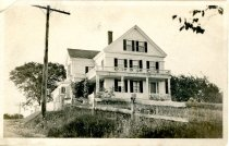 Image of Former home of Austin Young, President of Wellfleet Savings Bank - W2174