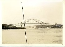Image of Cape Cod Canal & Sagamore Bridge - W2330
