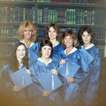 Image of Laura Back, Nora Clemons, Cheri Ison, Deana Marshall, Renee Clair, Tracy Ba