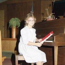 Image of Mrs. Douthitt's Piano Class (8)