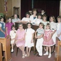 Image of Mrs. Douthitt's Piano Class (1)