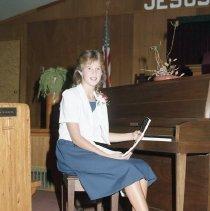 Image of Mrs. Douthitt's Piano Class (11)