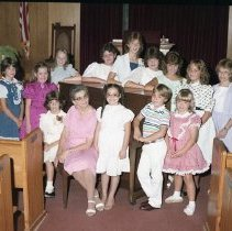 Image of Mrs. Douthitt's Piano Class (2)