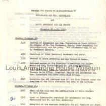 Image of 1987.10.36 - Elisabethville itinerary