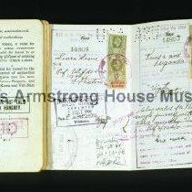 Image of 1987.10.57 - 1957 Passport