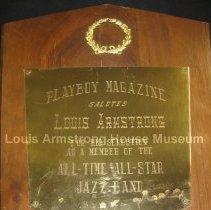Image of 1987.15.15 - Award