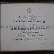 Image of 1987.15.27 - Award