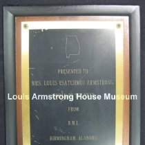 Image of 1987.15.76 - Award
