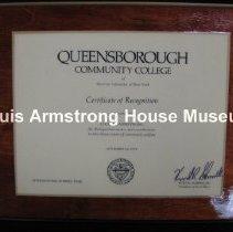 Image of 1987.15.077 - Award