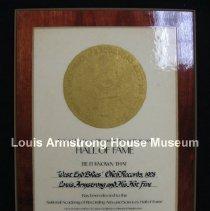 Image of 1987.15.091 - Award