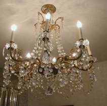 Image of 1987.18.237 - Chandelier