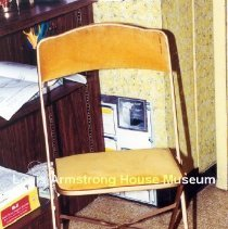 Image of 1987.18.49 - Chair, Folding