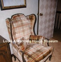 Image of 1987.18.87 - Chair, Wing