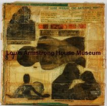 Image of 1987.3.0138 - [Reel-to-reel tape recorded by Louis Armstrong]