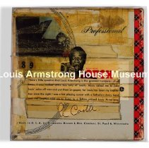 Image of 1987.3.0141 - [Reel-to-reel tape recorded by Louis Armstrong]