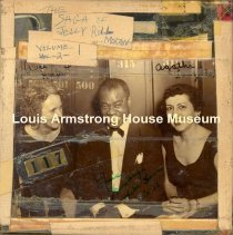 Image of 1987.3.0191 - [Reel-to-reel tape recorded by Louis Armstrong]