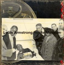 Image of 1987.3.0208 - [Reel-to-reel tape recorded by Louis Armstrong]
