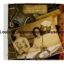 Image of 1987.3.0286 - [Reel-to-reel tape recorded by Louis Armstrong]