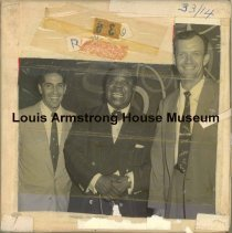Image of 1987.3.0335 - [Reel-to-reel tape recorded by Louis Armstrong]