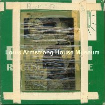 Image of 1987.3.0356 - [Reel-to-reel tape recorded by Louis Armstrong]