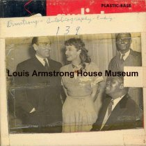 Image of 1987.3.0438 - [Reel-to-reel tape recorded by Louis Armstrong]