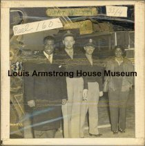Image of 1987.3.0458 - [Reel-to-reel tape recorded by Louis Armstrong]