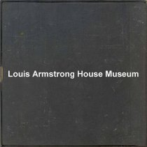 Image of 1987.3.0545 - [Reel-to-reel tape recorded by Louis Armstrong]